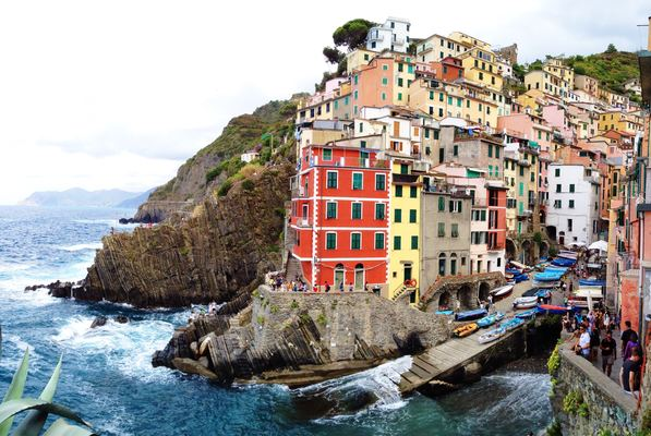 Cinque Terre Wine & Walking Tour