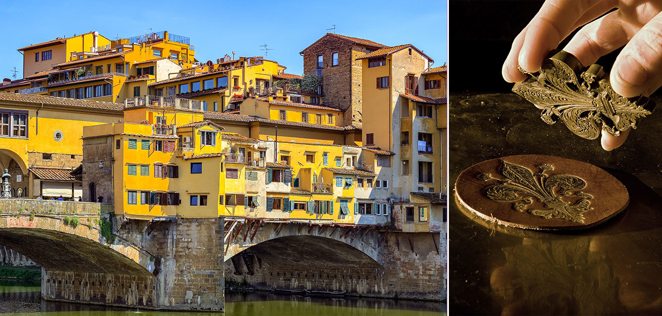 Florence's artisan culture is a rich one, based on centuries of traditions and skills and apprentices learning from their maestri.
