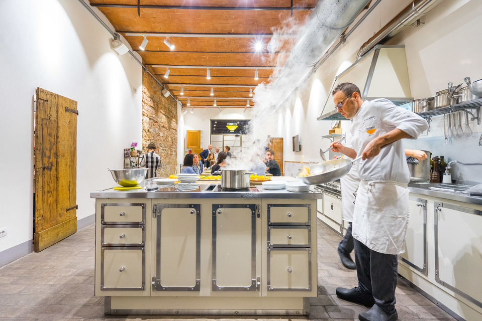 More than a cooking school, MaMa Florence is a dynamic space created to share Italian food and wine history, culture and know-how through experiential education in a fun and convivial environment.