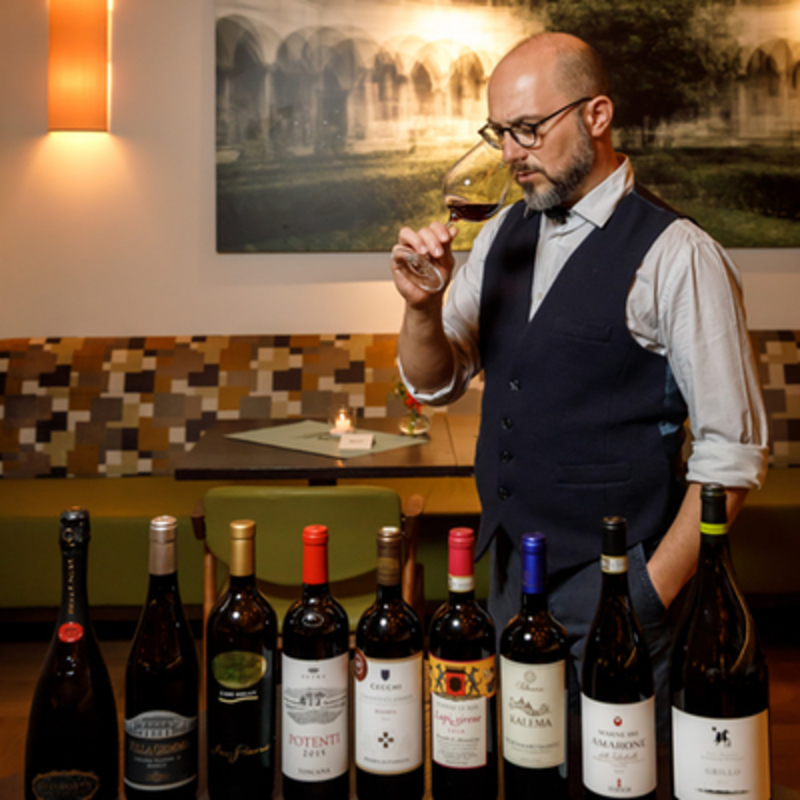 We love sharing our passion for fine wine. Whether you are an experienced collector or a novice approaching Italian wine for the first time with us you will bring your wine knowledge to a whole new level